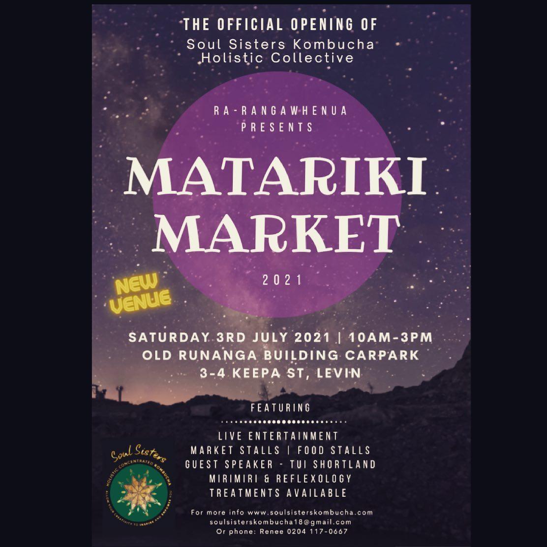Horowhenua Community Market